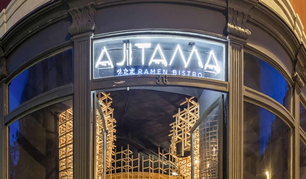 Restaurante Ajitama Ramen Bistrô / JCFS Architects