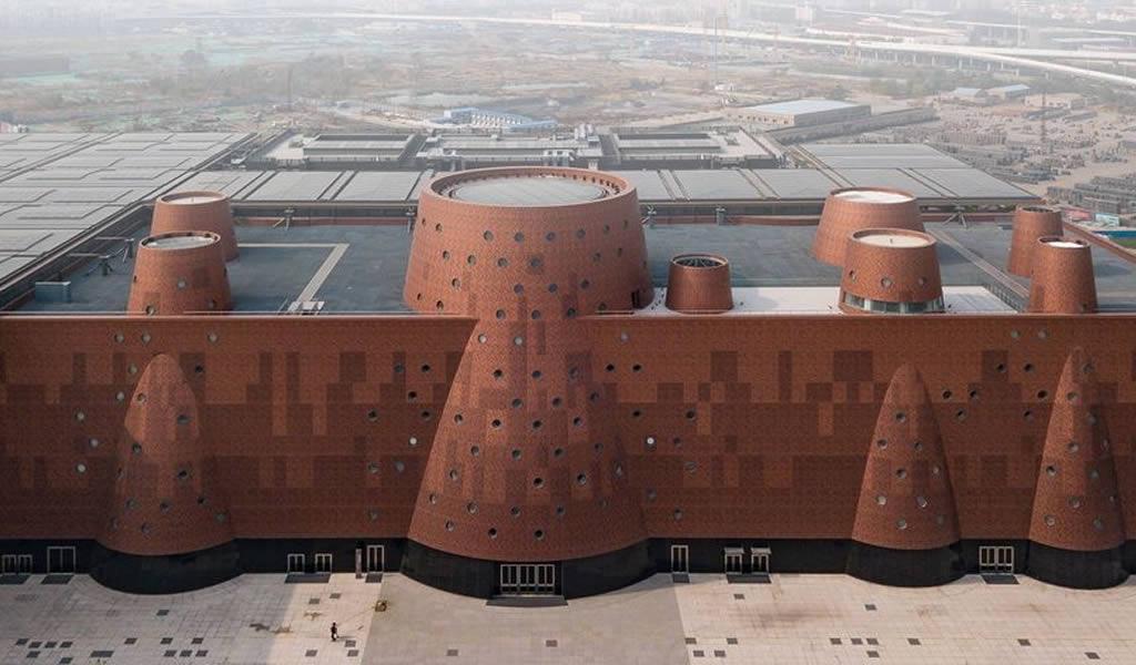 Museos con mucha arquitectura