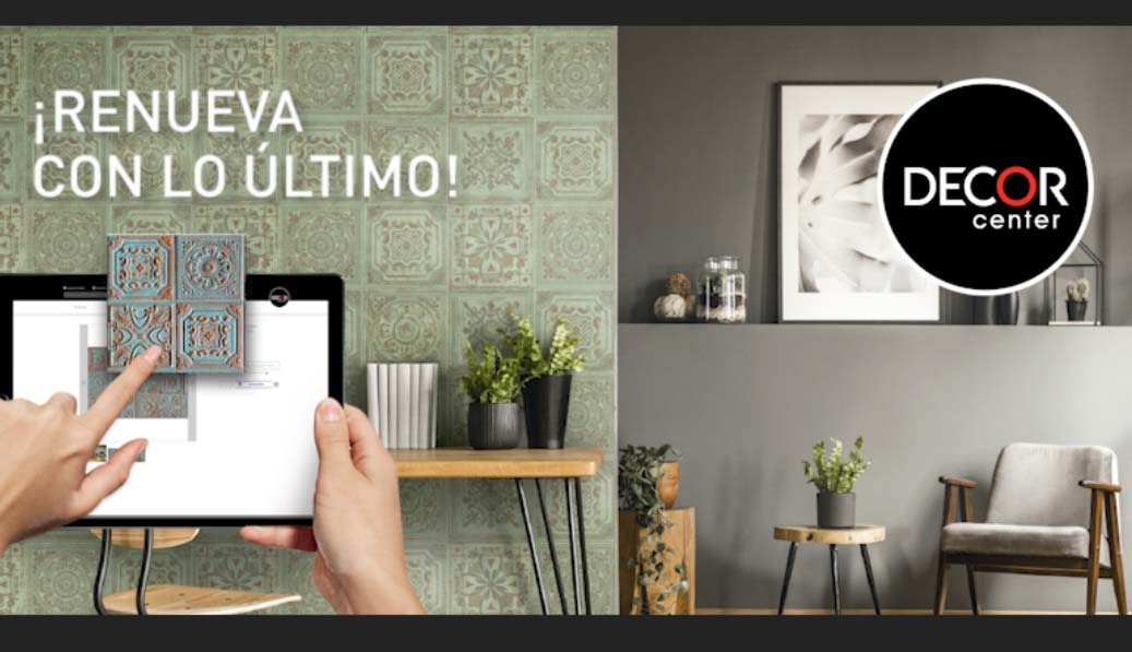 Decor center : E- Comerce