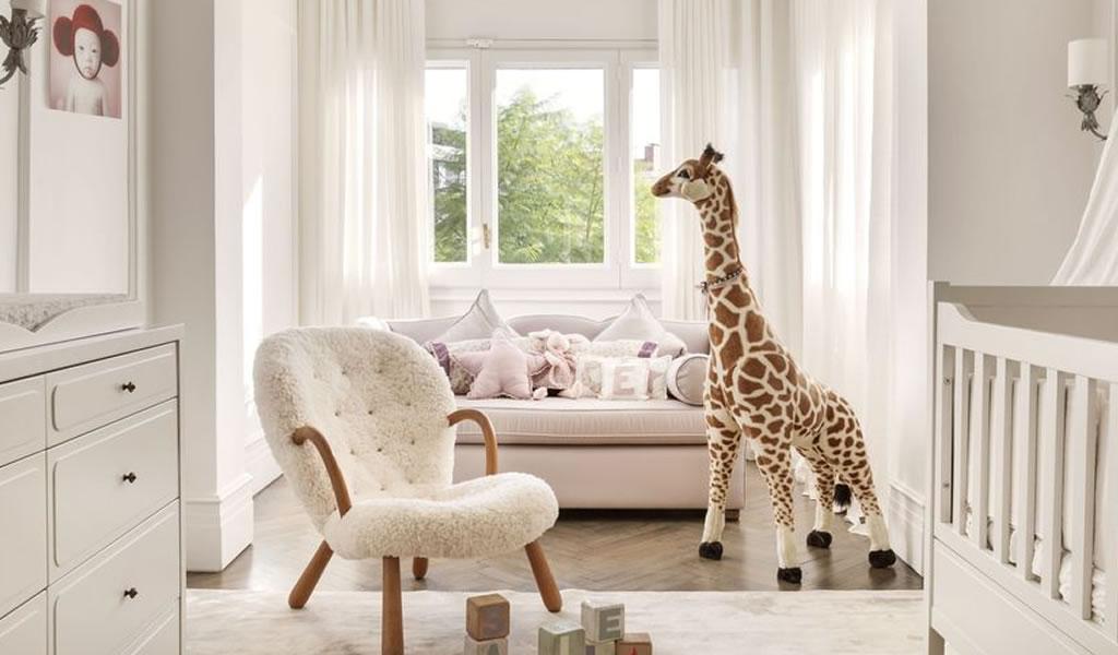 Dormitorios infantiles con más estilo