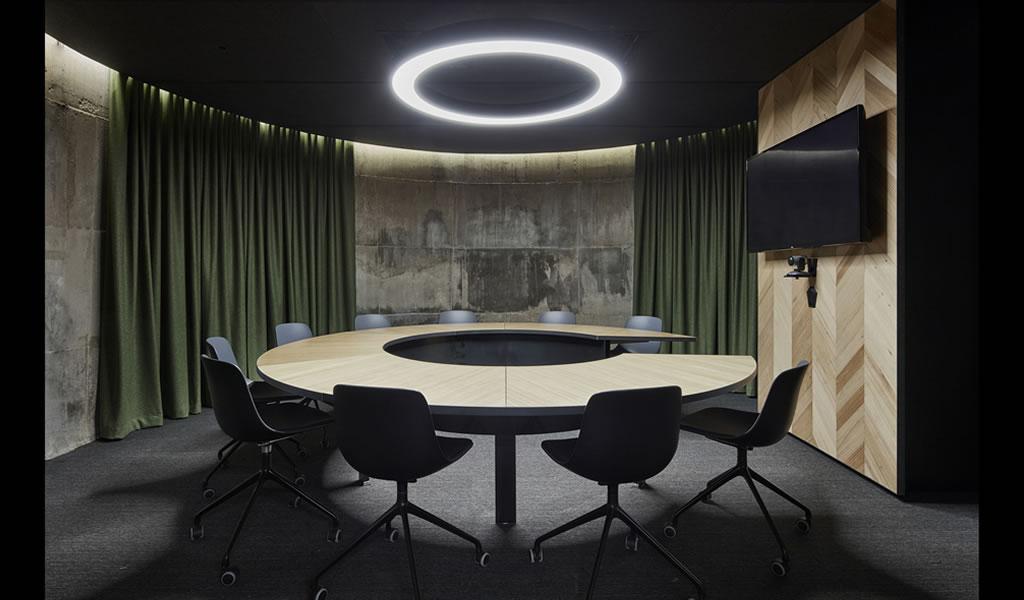 Sede Slack de Australia / Breathe Architecture