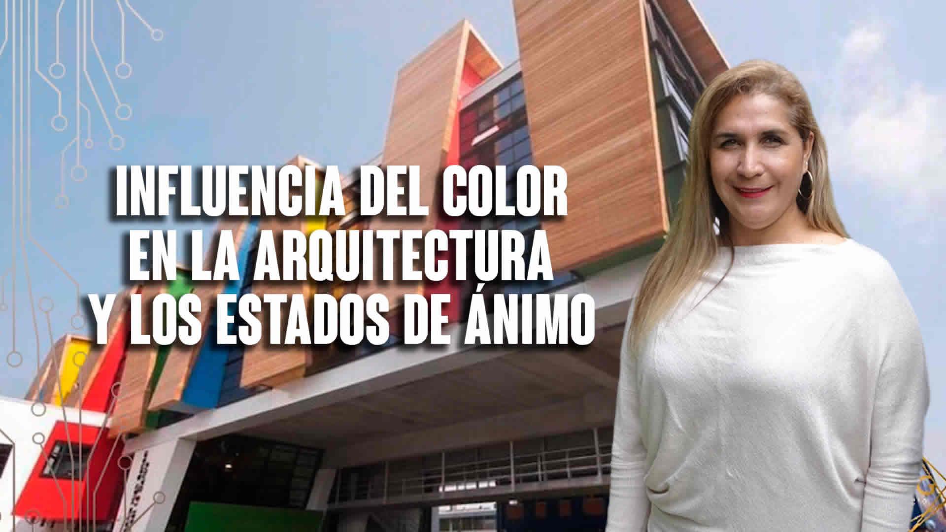 El color en la arquitectura y los estados de ánimo