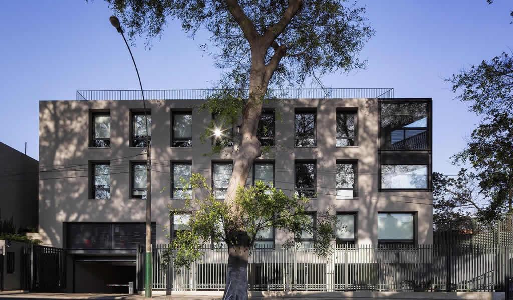 Edificio Pedro de Osma / David Mutal Arquitectos