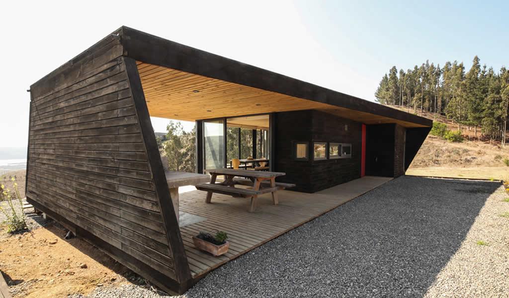 Refugio Matanzas / Cerda Pe Arquitectos