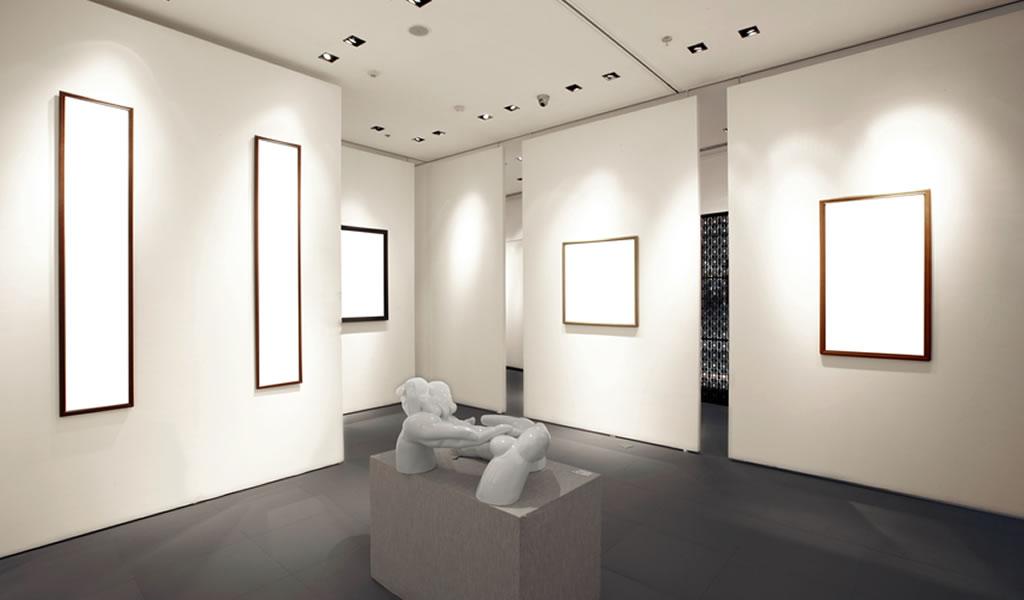 Claves para la iluminación artificial de galerías de arte y museos