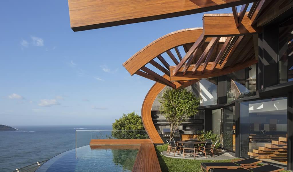Casa ola / Mareines Arquitetura