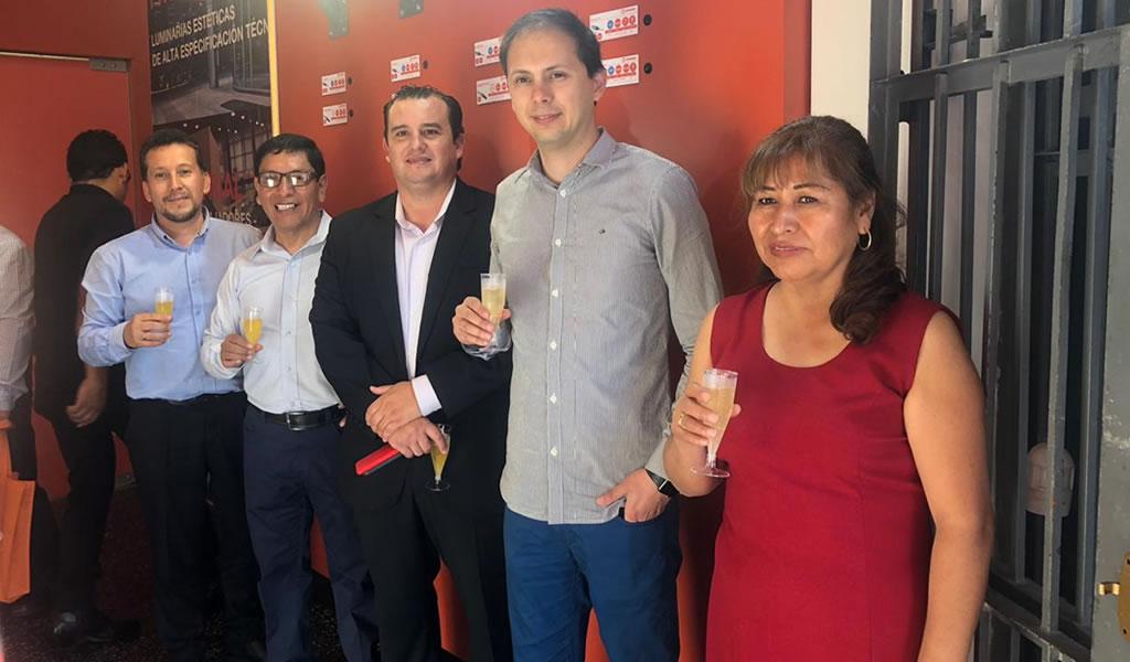 Ledvance sigue creciendo, inaugura su nuevo showroom en el Cercado de Lima