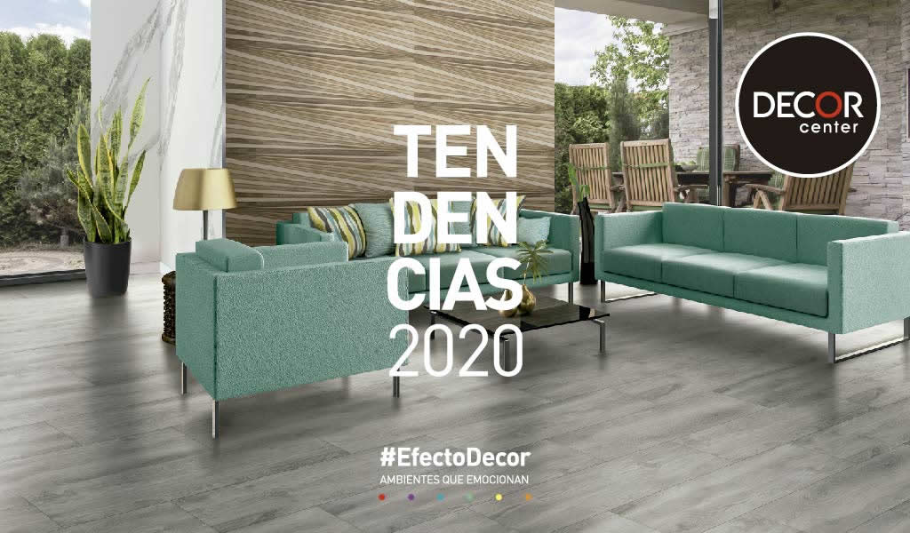 "Decor Center presenta ""New Trends 2020"""