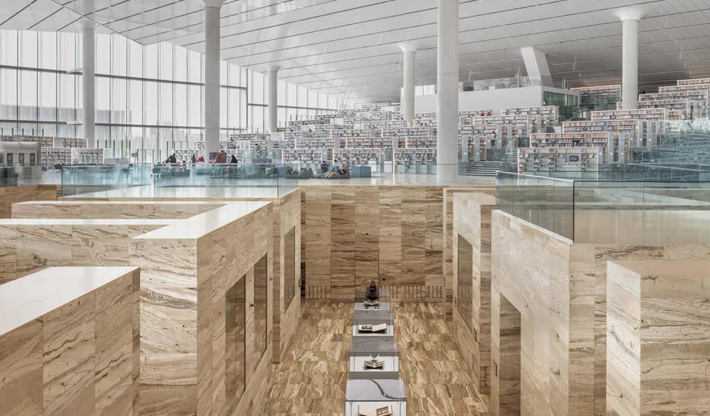 Boom de la construcción: la nueva arquitectura monumental de Qatar