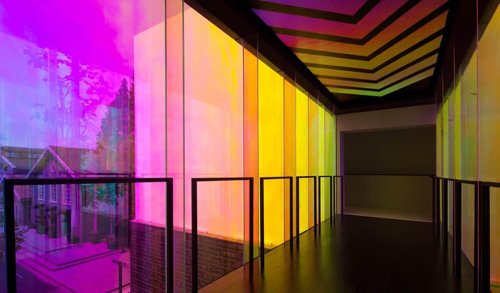 Cómo afecta el color a la arquitectura