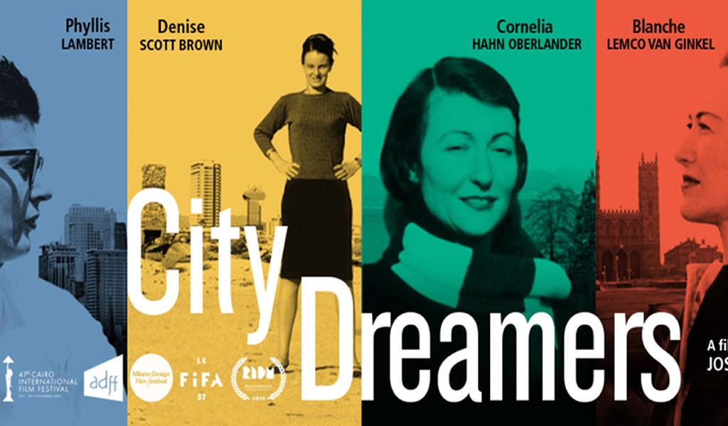 Documental destaca el trabajo de cuatro arquitectas que repensaron las ciudades del presente y del futuro