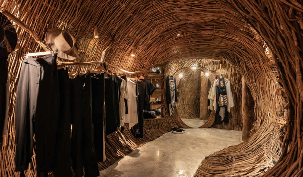 Tienda Zak Ik / Roth-Architecture