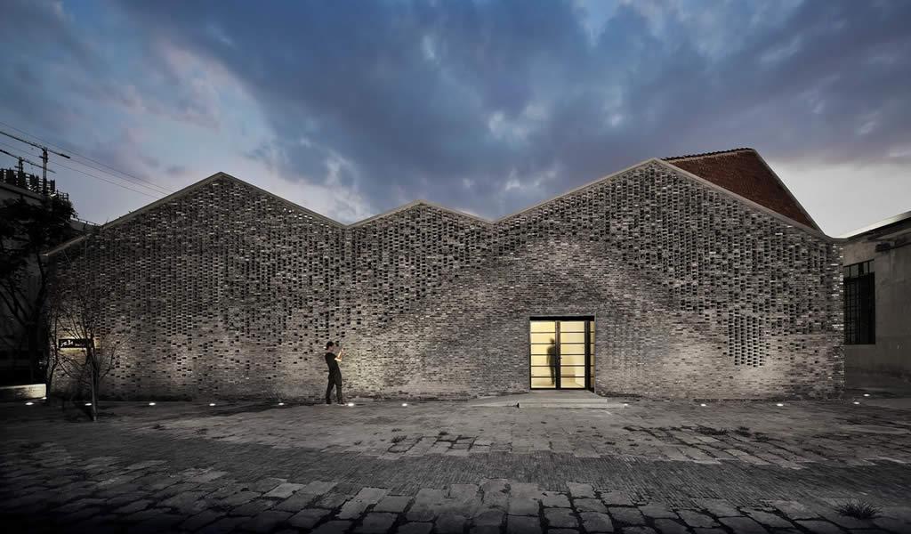 """Philip Yuan de Archi-Union Architects: """"Construir debería ser considerado un proceso artístico"""""""