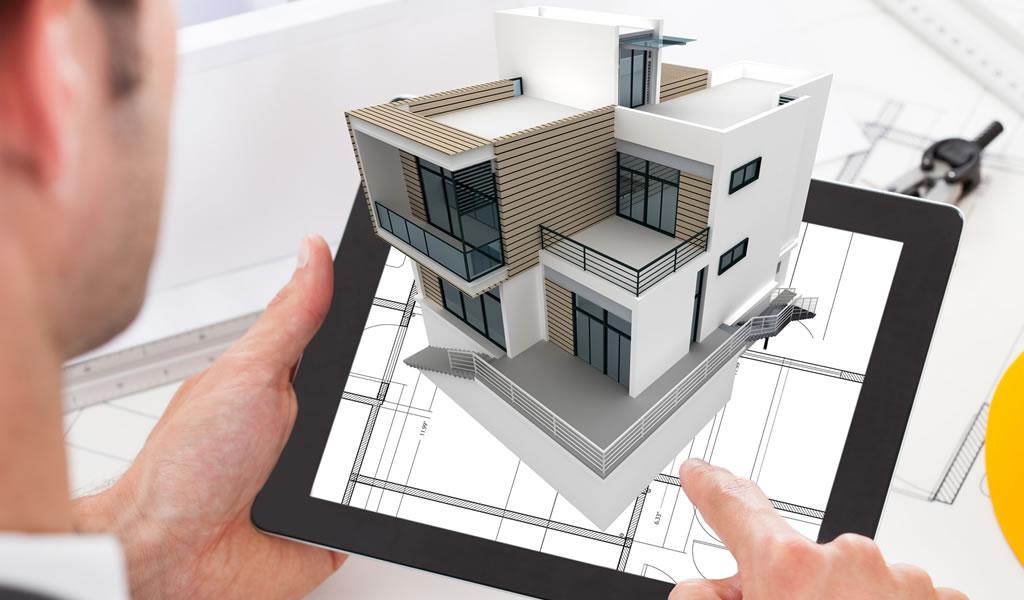 Realidad aumentada para la arquitectura y construcción