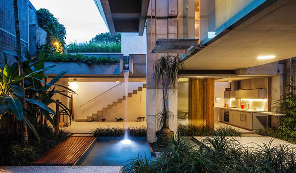 Usos innovadores del agua en la arquitectura