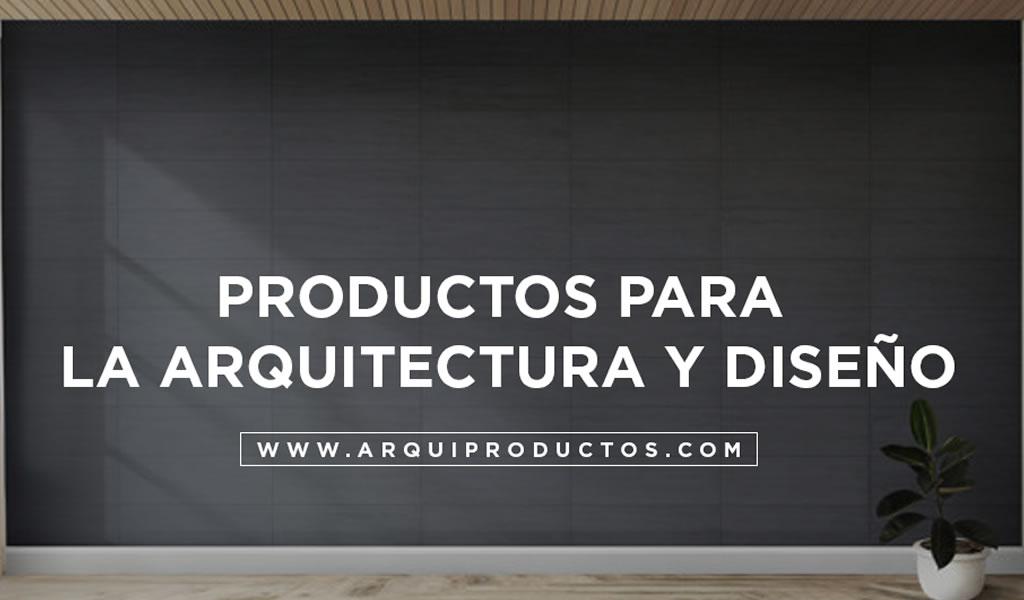 Conoce los mejores productos de diseño y arquitectura