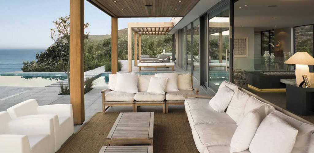 Acabados para casa de playa por DOF Arquitectos