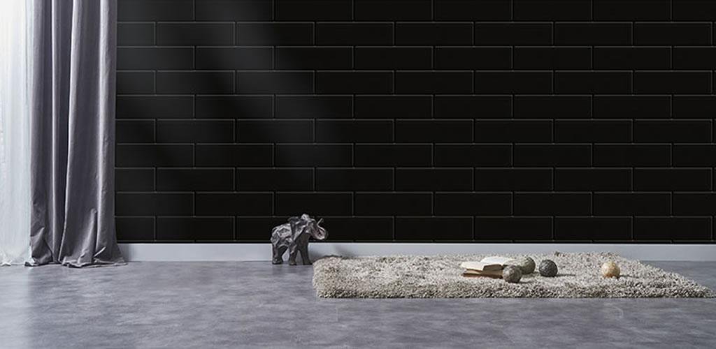 Tendencia Brick: Paredes que le darán a tus espacios un estilo retro.