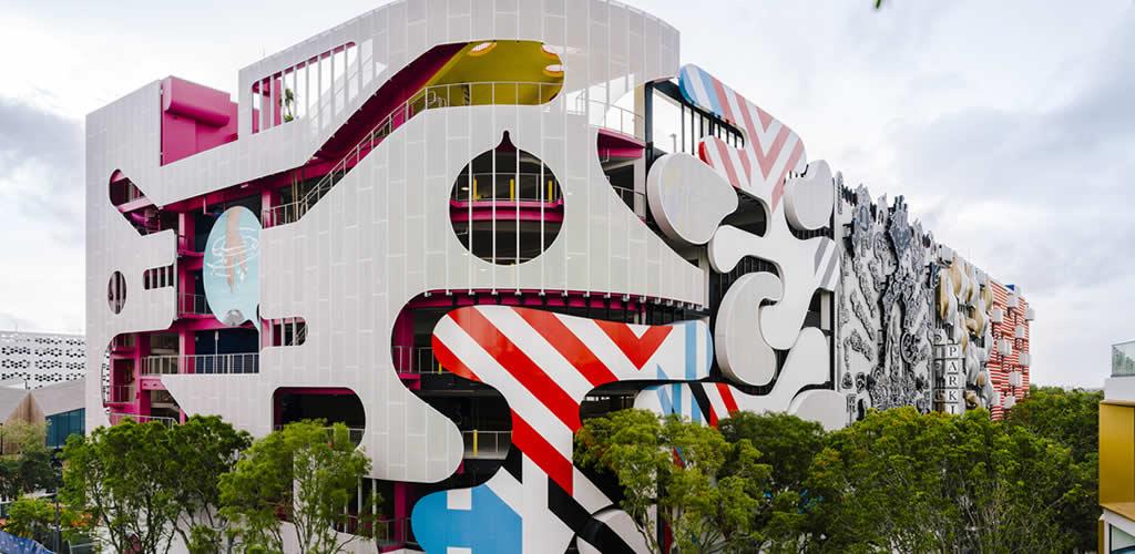 Museo Garage de Miami