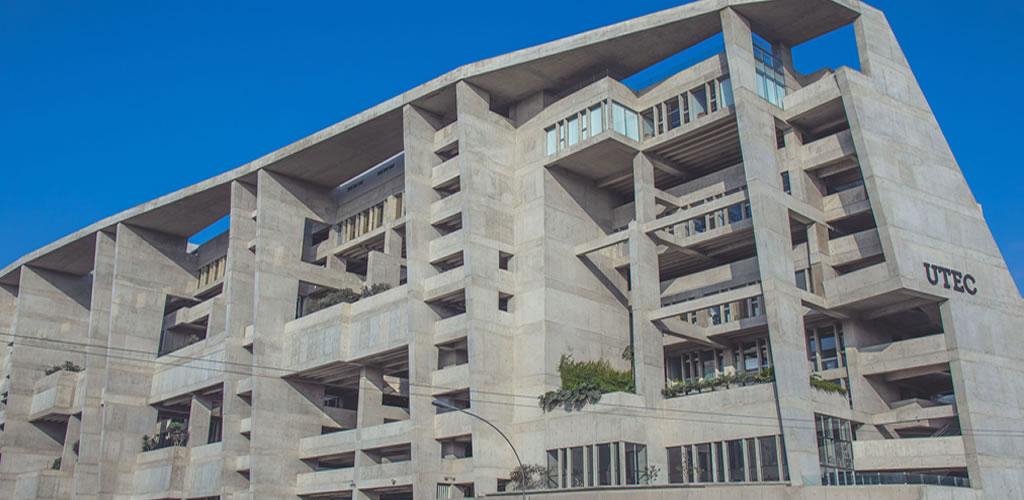 Edificio de UTEC es uno de los más influyentes del mundo
