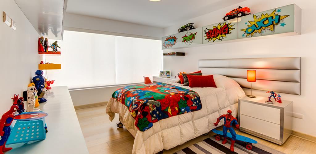 Una habitación para soñar por la arquitecta Barbara Biglieri