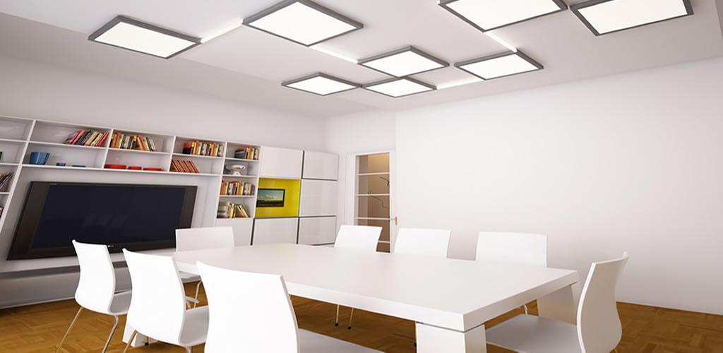 Iluminación led en el diseño interior
