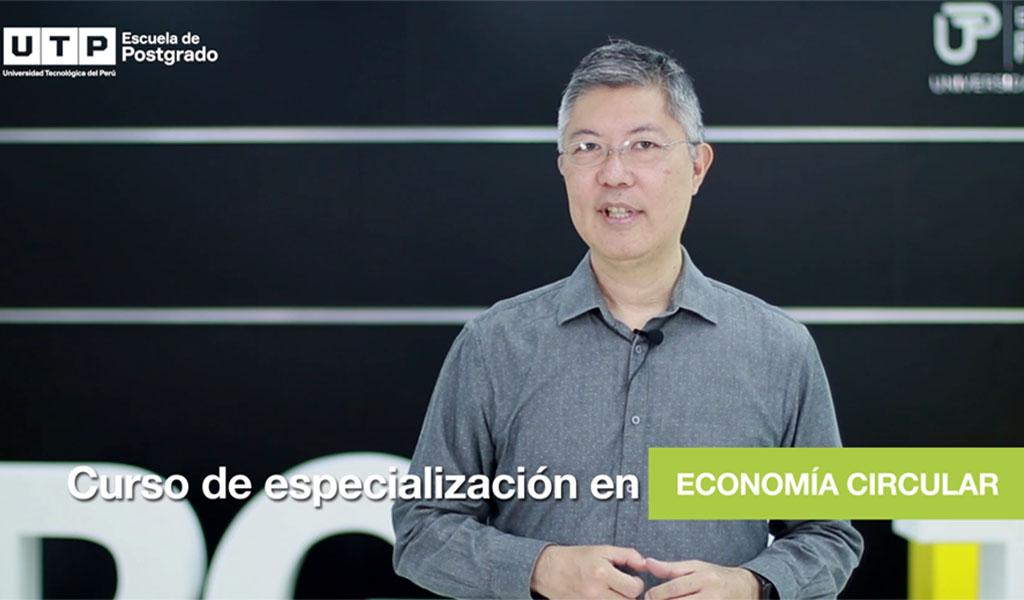 UTP: Curso de Especialización en Economía Circular