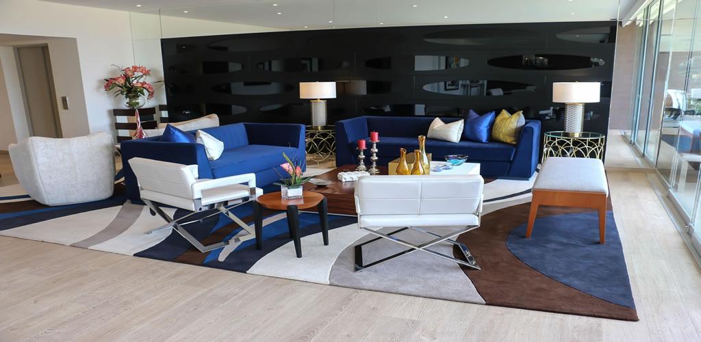 Colores que inspiran por el Diseñador de interiores Mario Ramos