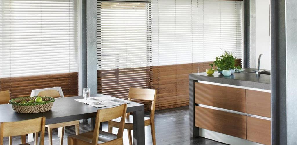 Arquiproductos: ¿Cómo elegir las persianas correctas para tu cocina?