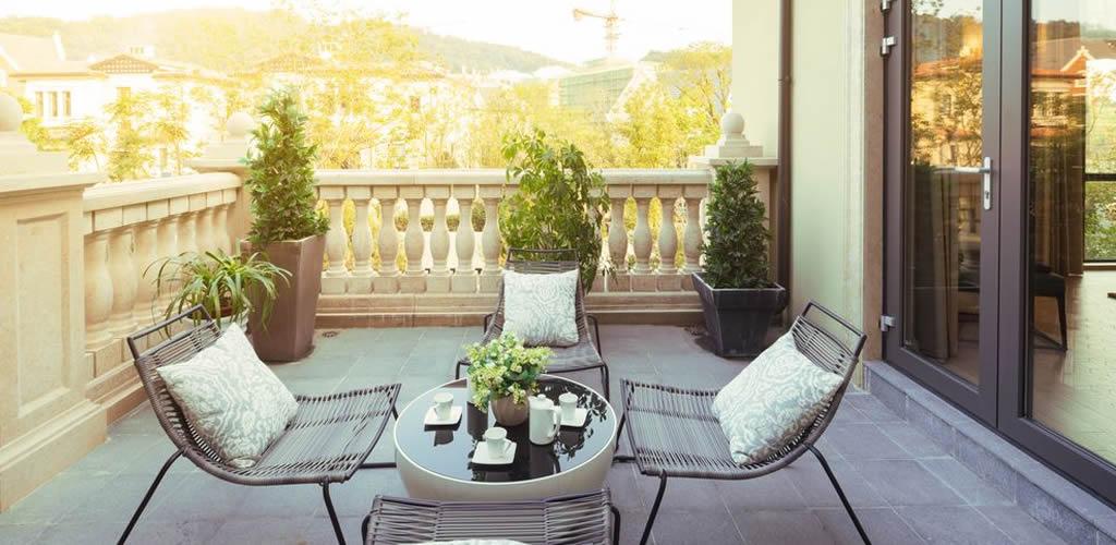 Consejos para la decoración de terrazas