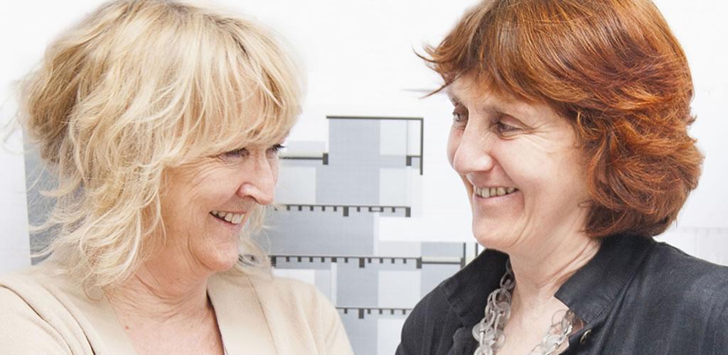 Yvonne Farrell y Shelley McNamara, ganan el Premio Pritzker 2020
