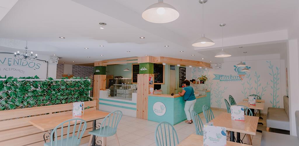 Proyecto Alalau heladería por  Agape Arquitectos