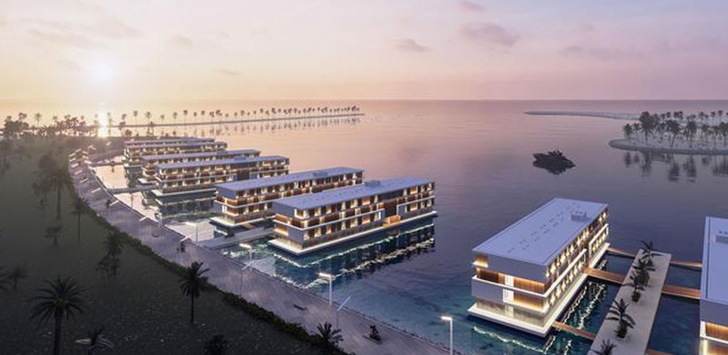 Qatar prepara 16 hoteles flotantes para la copa mundial de la FIFA 2022