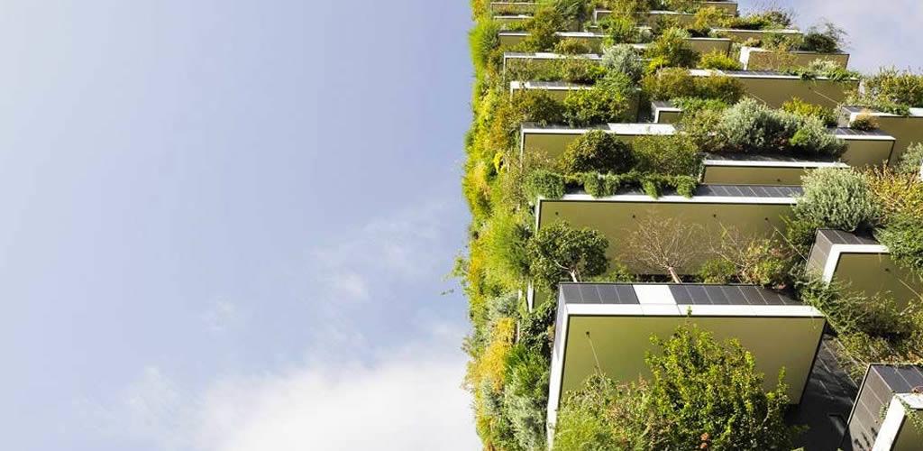 El primer bosque vertical