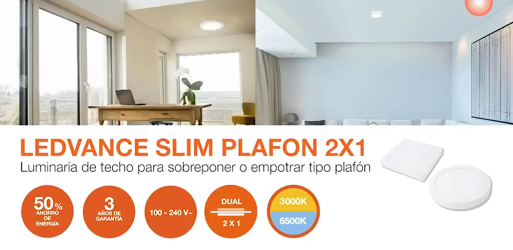 Ledvance Slim Plafon