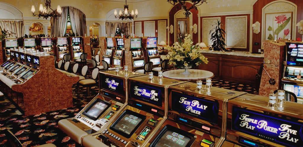 Psicología de los casinos en Las Vegas