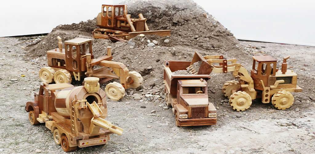 Cuscovan: Pull de equipos para la construcción
