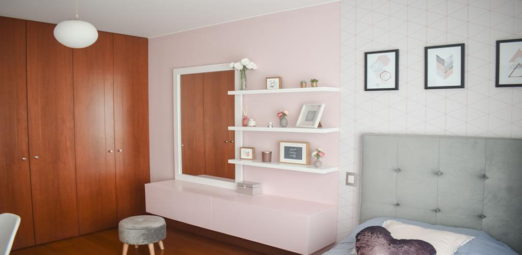 Dormitorio de adolescente por Phina Arquitectura Interior
