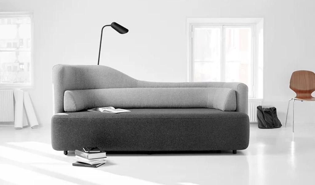 Karim Rashid diseña innumerables combinaciones con el sistema de sofás BoConcept ottawa