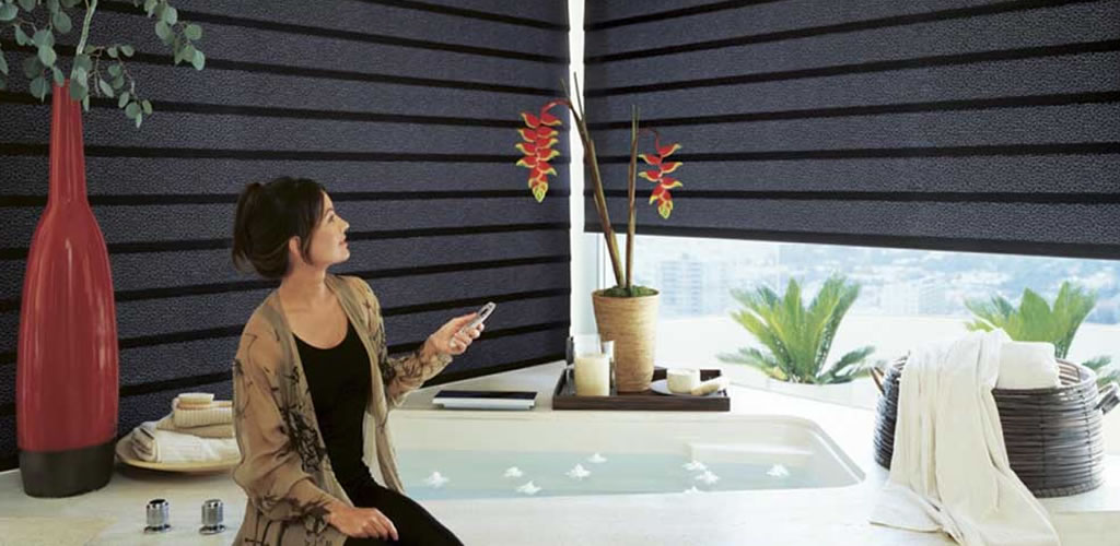 La tendencia en cortinas motorizadas por Decoblinds