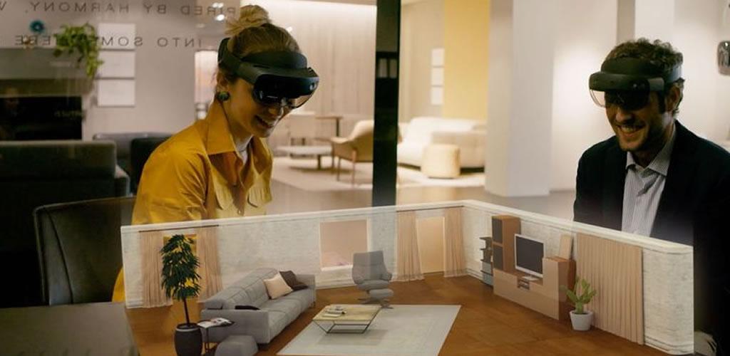 Ahora  puedes ver los muebles de tu sala en realidad virtual antes de adquirirlos