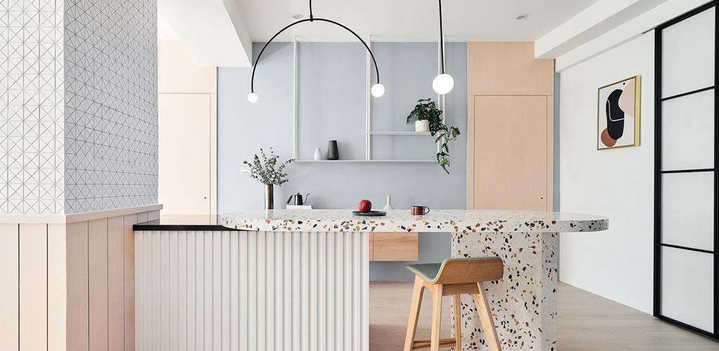 Apartamento Ne_On por NestSpace Design