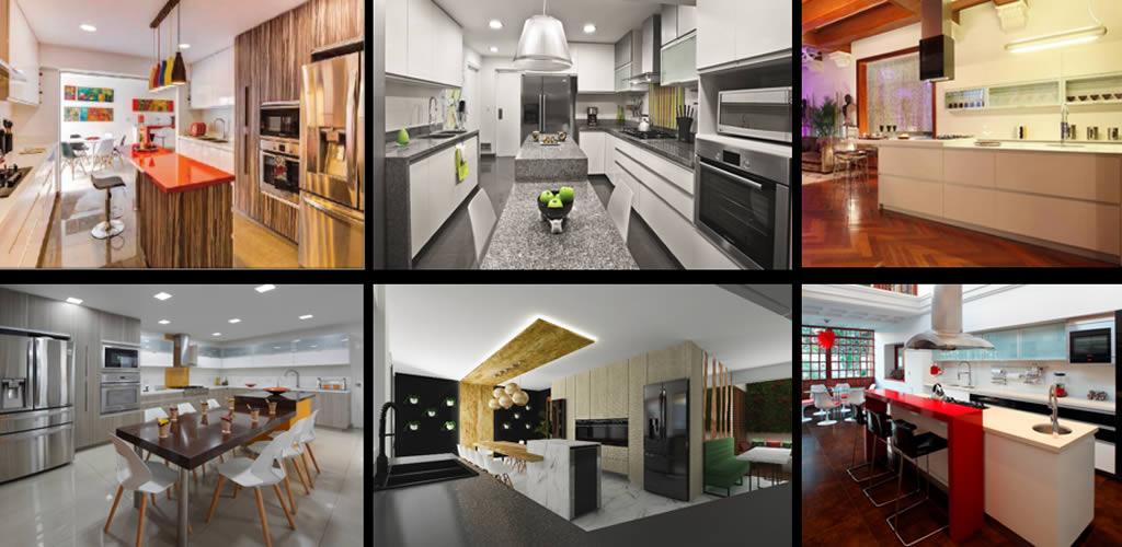 """Éxito total el primer taller online de Dossier: """"Diseño de cocinas modernas"""""""