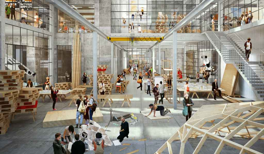 Las escuelas de arquitectura se adaptan a un futuro incierto