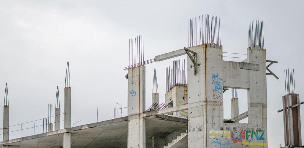 ¿Crisis en arquitectura y construcción?