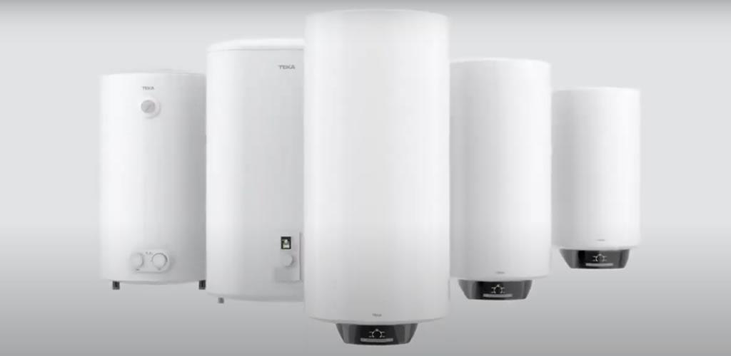 Teka presenta la nueva gama de Termas Eléctricas