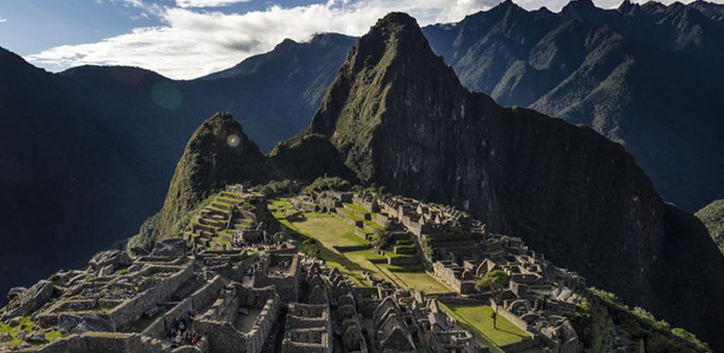 Recorre y conoce Machu Picchu sin salir de casa