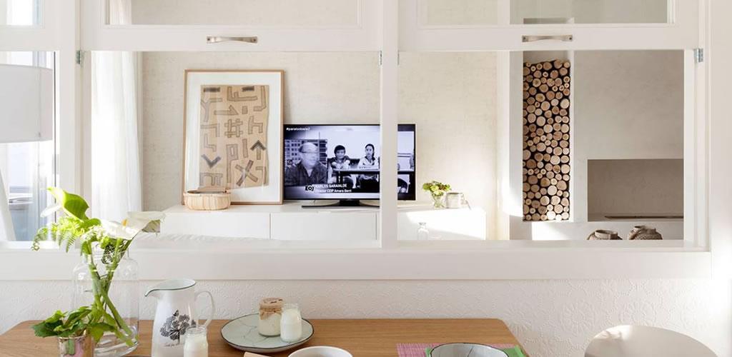Ideas para esconder la televisión en la sala