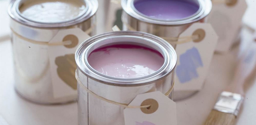 Pintura: todo lo que tienes que saber antes de pintar tu casa