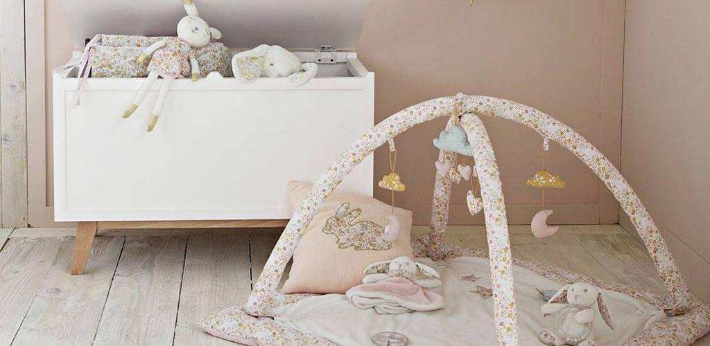 Cómo decorar una habitación de bebé con dulzura y estilo nórdico